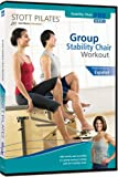 STOTT PILATES: Group Stability Chair (English/Spanish)