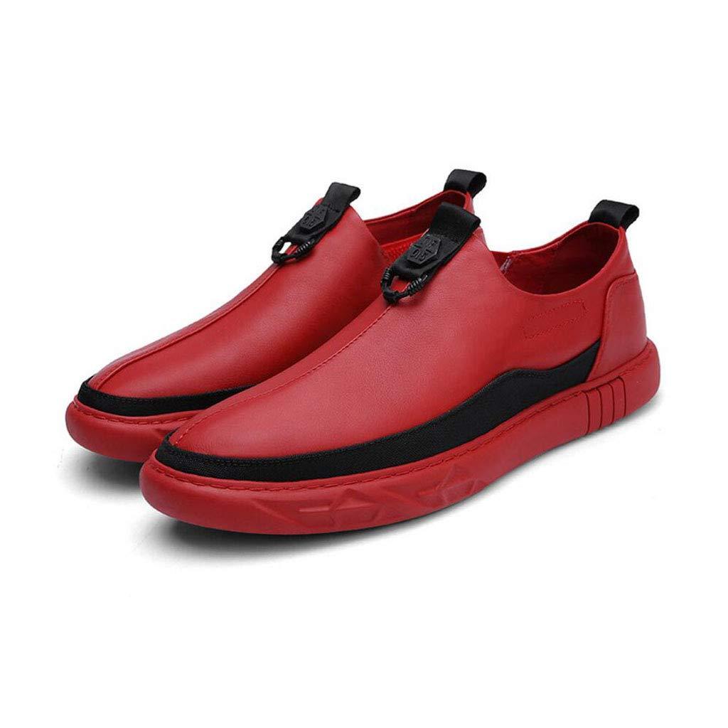 Zxcvb Leder-Material, Herren Sportschuhe, Leder-Material, Zxcvb Niedrig-Top-Schuhe, Frühling, Herbst, Winter, Sommer be8cb0