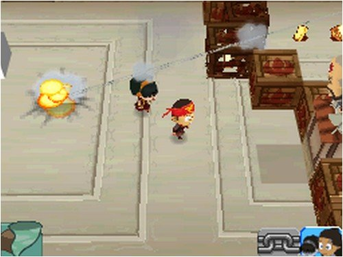 Avatar: The Last Airbender - Nintendo DS
