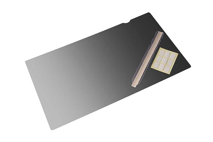 Akamai Office Products Filtro de privacidad para Pantalla de portátil panorámica: Amazon.es: Electrónica