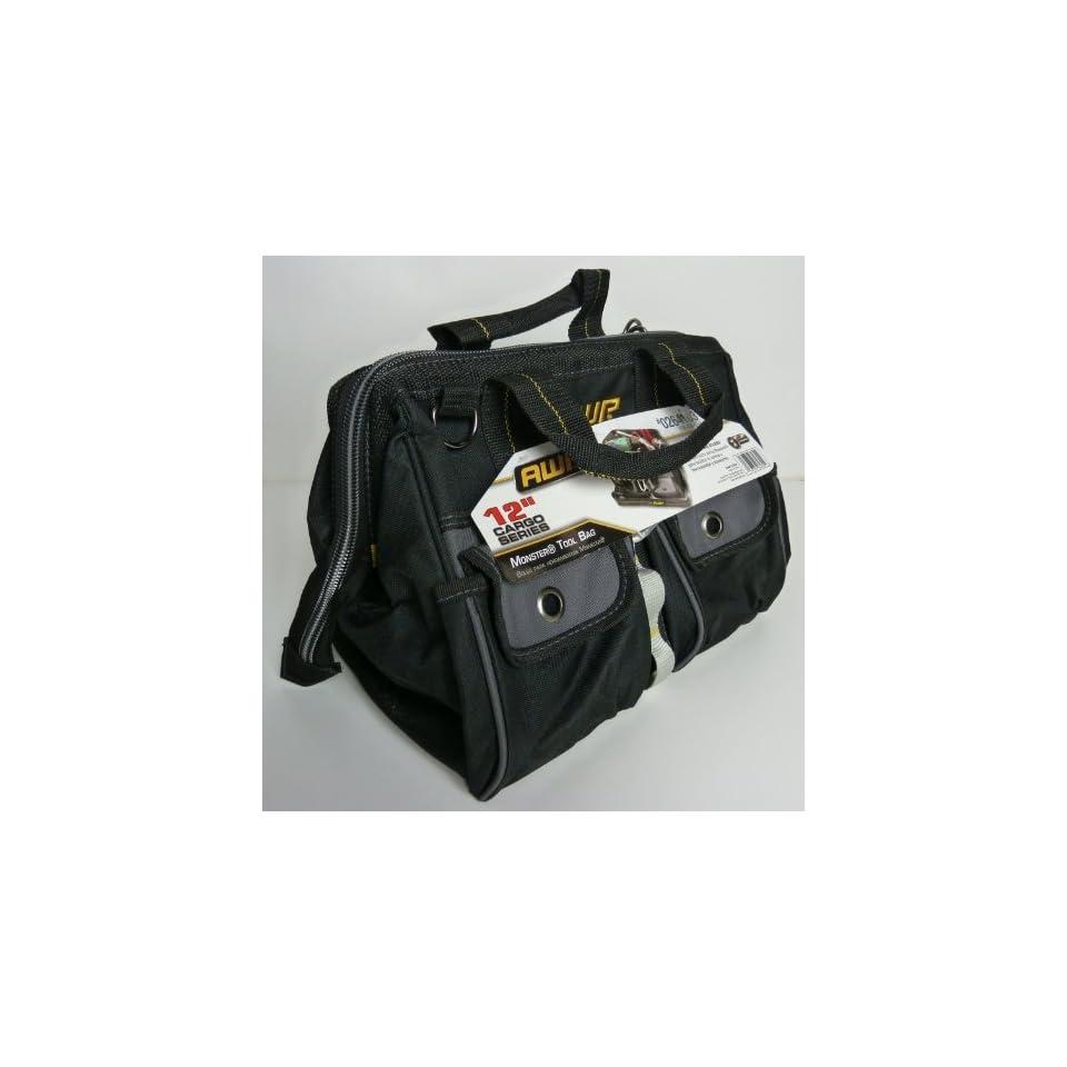 AWP 12 Inch Cargo Series Monster Tool Bag #0264103