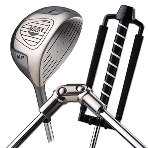 Medicus Dual Hinge 260cc Driver Women's Right Handed with Free Putter - Driver Medicus
