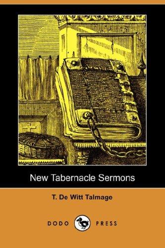Download New Tabernacle Sermons (Dodo Press) PDF
