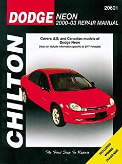 Dodge Neon 2000-2005 (Chiltons Total Car Care Repair Manuals)