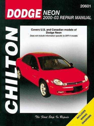 2000 Dodge Neon - Dodge Neon 2000-2005 (Chilton's Total Car Care Repair Manuals)