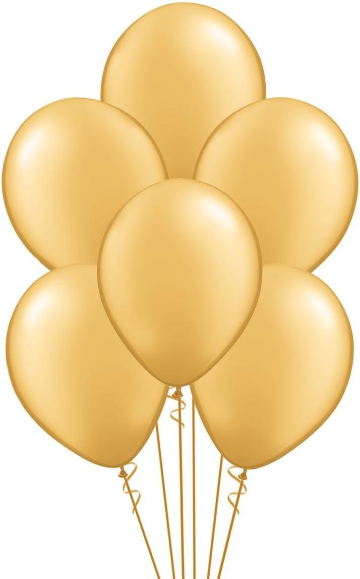 "Air Balloons Wedding Engagement 25 High Shine Qualatex Chrome 11/"" Latex Helium"