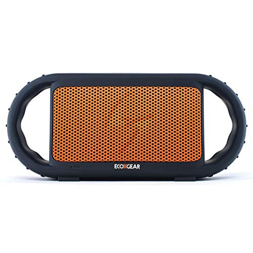 ECOXGEAR ECOXBT Rugged and Waterproof Wireless Bluetooth Speaker...