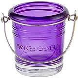 Yankee Candle (Bougie) - Purple Bucket - Bougeoir Votive