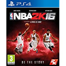 NBA 2K16 (PS4) by 2K Games