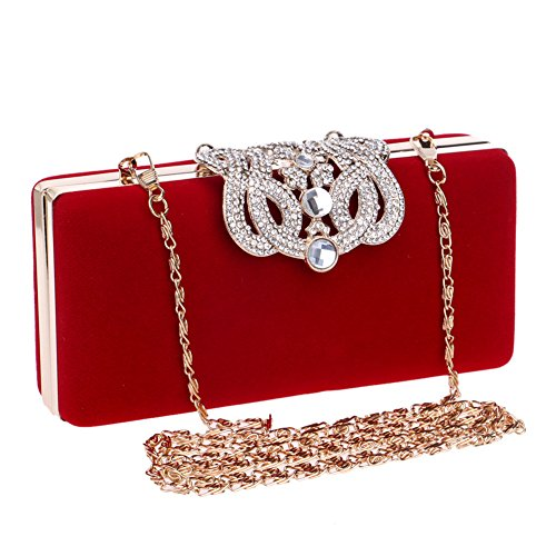 Pillow Bag Evening Diamonds Bag Handbag A LOU Hard for Shell Wedding Clutch Pearls Knickers Dress Shaped Party Glitter Evening Clutch Women Event twTTqYfR