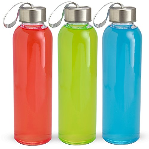 Buy glass water bottle best