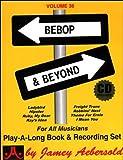 Volume 36 - Bebop, Jamey Aebersold, 156224194X