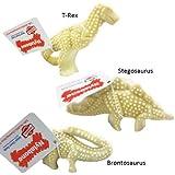 Nylabone Durable Dental Dinosaur Chew Toy (Dinosaur Varies)
