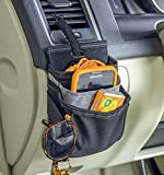 High Road DriverPockets Air Vent Car Phone Holder and Phone Charging Organizer