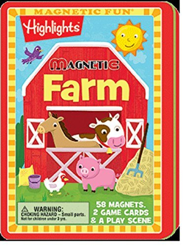 Lee Publications Highlights Magnetic Fun Tin