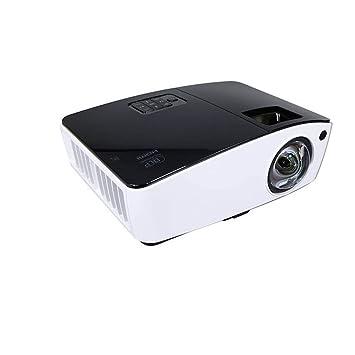 Ydq Proyector Full HD, 720P 4000 Lúmenes Multifunción Pantalla ...