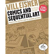 Comics and Sequential Art: Principles and Practices from the Legendary Cartoonist (Will Eisner Instructional Books) [Paperback]