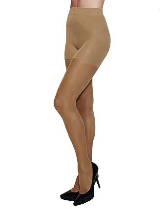 Pantyhose With Seam Around Buttocks