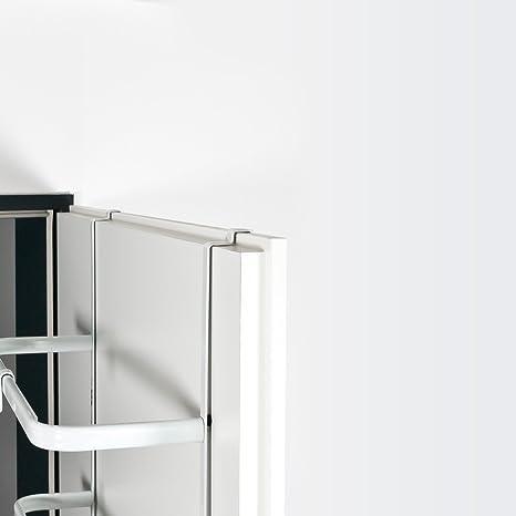 Gut bremermann® Tür-Hängeregal, Tür-Handtuchhalter mit 4 praktischen  SY67