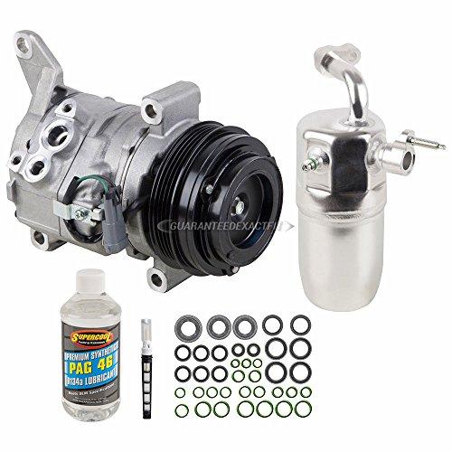 OEM AC Compressor w/A/C Repair Kit For Chevy Silverado GMC Sierra Cadillac - BuyAutoParts 60-83330RN NEW