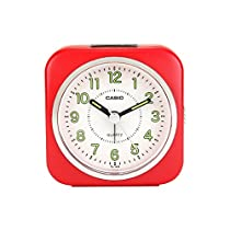 Casio TQ-143-4DF (AC21) Analog Table Clock