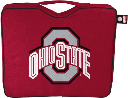 NCAA Lightweight Stadium Bleacher Seat Cushion with Carrying - Stadium Seat State