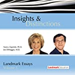 Insights & Distinctions: Landmark Essays, Volume 1 | Nancy Zapolski,Joe DiMaggio