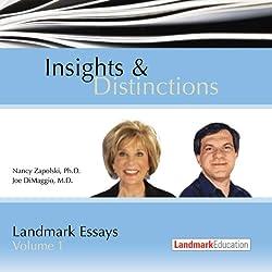Insights & Distinctions