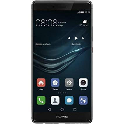 Huawei P9 32gb Unlocked Gsm Phone W 12mp Camera Titanium Gray