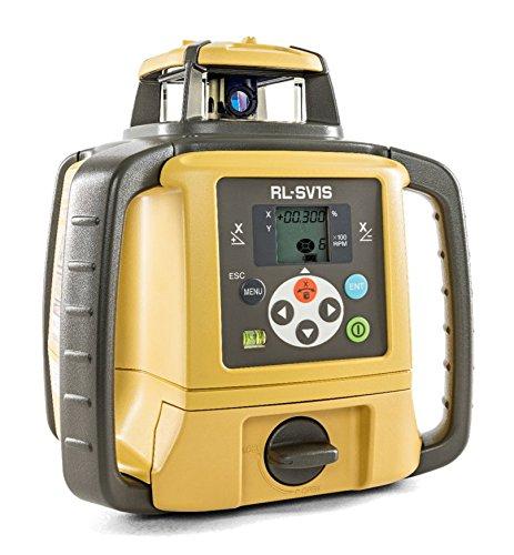 Best Rotary Laser Level For Grading: Topcon RL-SV1S