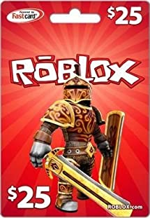 Amazon Com Roblox Roblox 25 Game Card Video Games