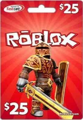 Amazon.com: Roblox - ROBLOX $25 Game Card: Video Games