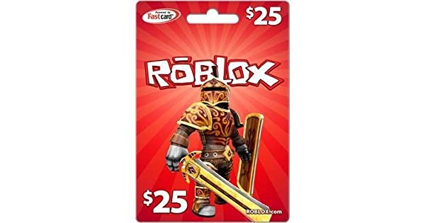 Roblox Roblox 25 Game Card Mac Computer And Video Games