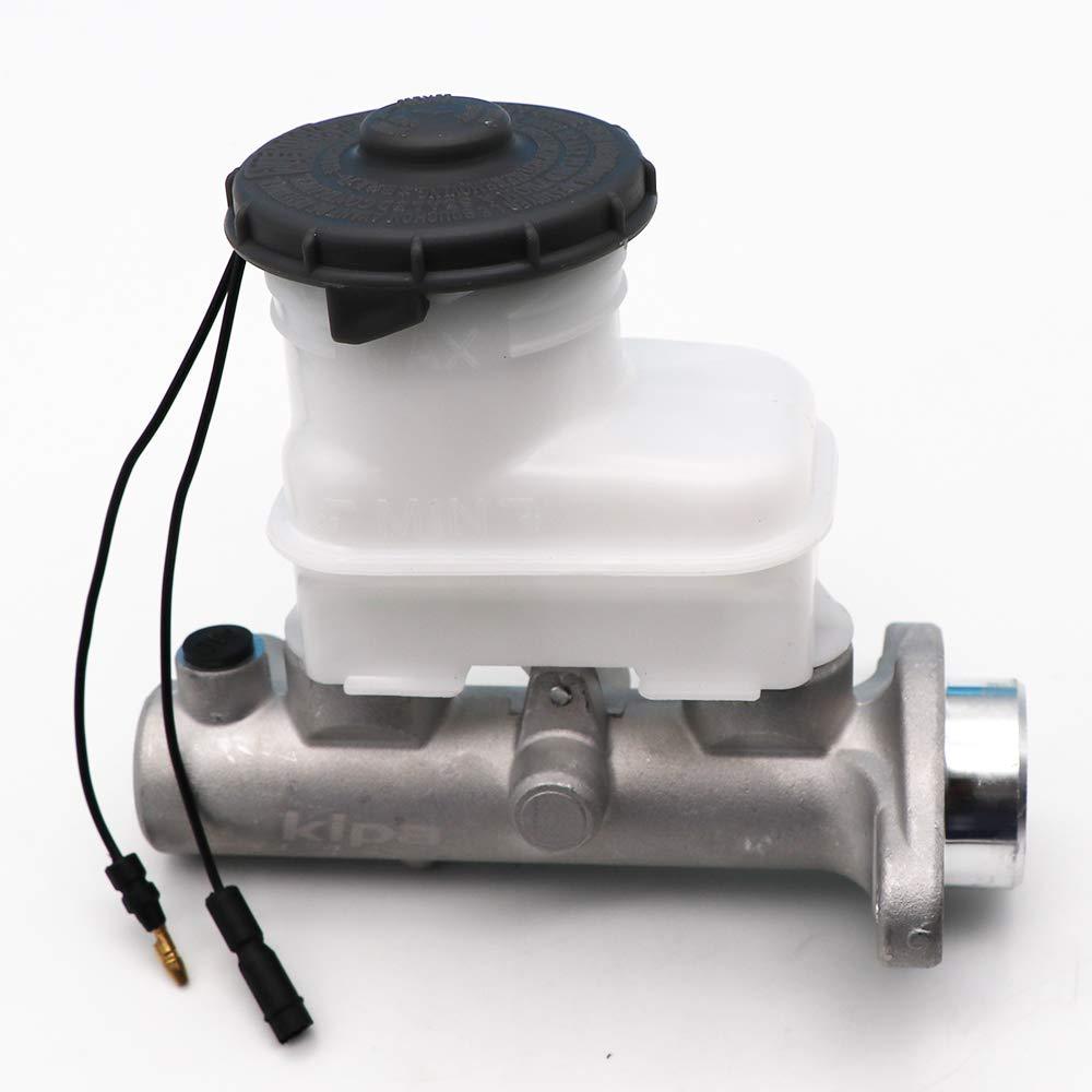 KIPA Brake Master Cylinder for Honda Civic 1996-2000 4-Doors M390328 MC390328 W//O ABS Replace for OEM Number 46100S04A01 46100S04A03 46100S04A02 46100S04A04