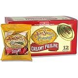 Creamy Original Pralines Box of 12 by Aunt Sally's