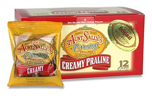 Creamy Original Pralines Box of 12 -