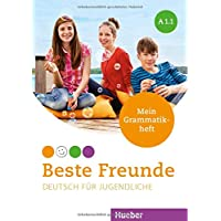 Beste Freunde A1/1: Deutsch für Jugendliche.Deutsch als Fremdsprache / Mein Grammatikheft