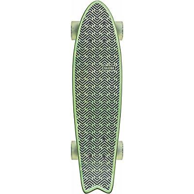 Globe Skateboards Bantam ST Evo Cruiser Complete Skateboard, Green Maple : Sports & Outdoors