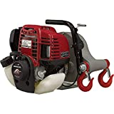 Portable Winch Gas-Powered Capstan Winch Forestry