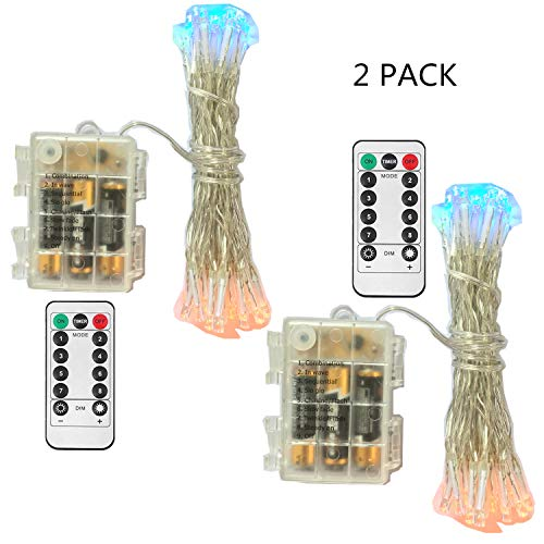 Fairy Led Lights Clear Cable in US - 8