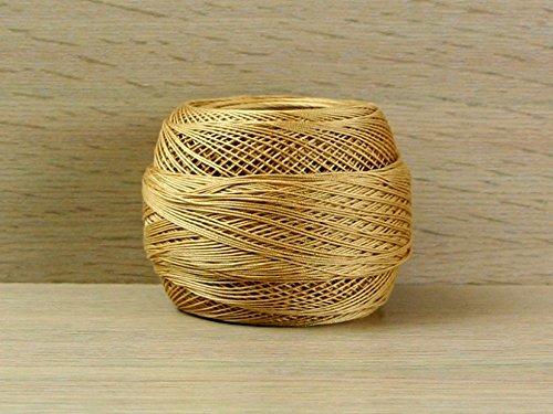 DMC Cebelia Scottish Cotton Crochet Thread Size 30 437 - per 50 gram ball by DMC