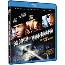 Sky Captain and the World of Tomorrow [Blu-ray] (2006)