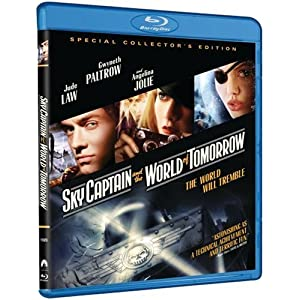 Sky Captain and the World of Tomorrow [Blu-ray] (2006)
