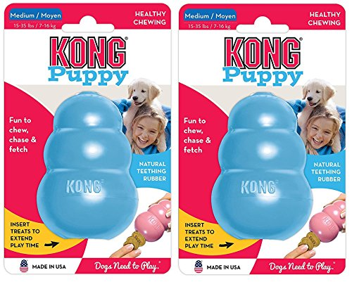 Puppy Kong, Medium (2 Pack)