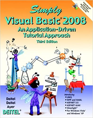 Simply Visual Basic 2008 (3rd Edition)