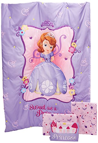 Spider Man Bed Tent - Disney Sofia 4 Piece The First Toddler Set, Sweet As A Princess