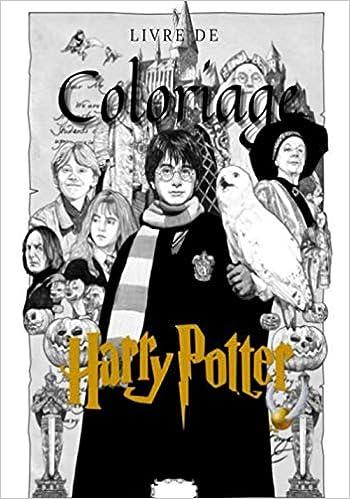 Livre De Coloriage Harry Potter French Edition Severus Edition 9798693293632 Amazon Com Books