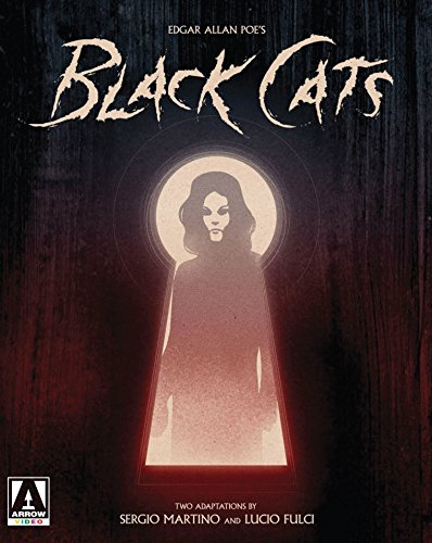 - Edgar Allan Poe's Black Cats: Two Adaptations By Sergio Martino & Lucio Fulci (4-Disc Limited Special Edition) [Blu-ray + DVD]