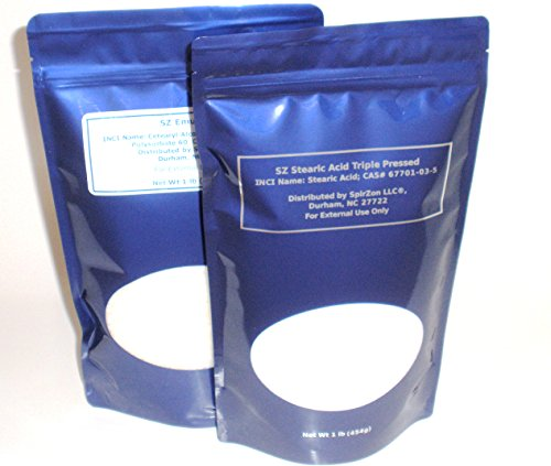 Stearic EmulWax candle lotion making product image