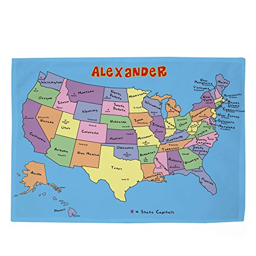 - GiftsForYouNow Personalized United States Placemat